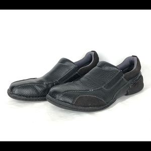 Skechers Loafers Comfort Shoes 12 Pebbled Leather